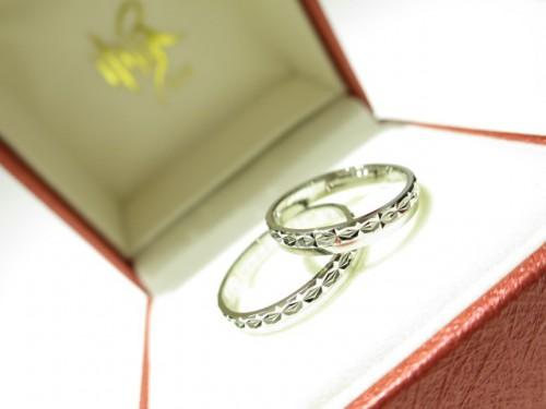 お客様の結婚指輪|IMG_3128