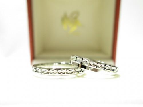 お客様の結婚指輪|IMG_3130