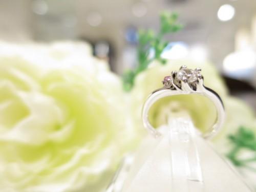 高崎工房の婚約指輪|IMG_3136