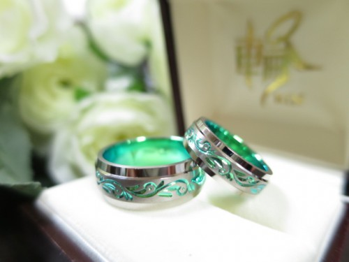 お客様の結婚指輪|IMG_5991