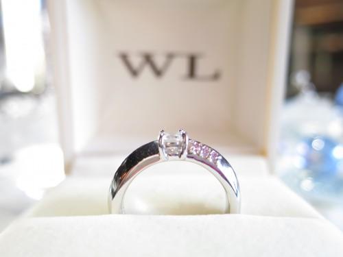 高崎工房の婚約指輪|IMG_6080