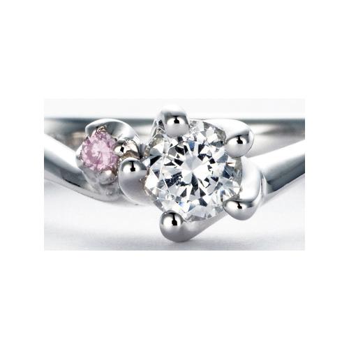 高崎工房の婚約指輪