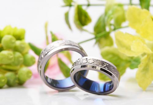 館林工房の結婚指輪|フルブロッサム