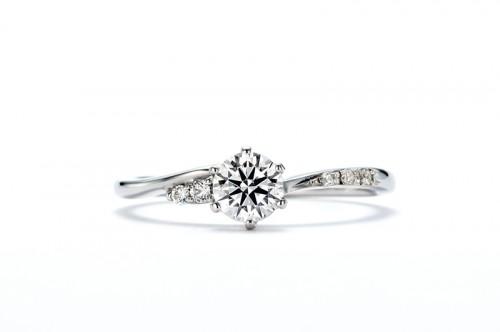 館林工房の結婚指輪|煌‐kira‐夏日星