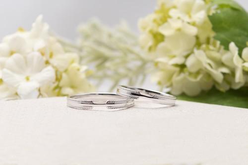 館林工房の結婚指輪|Rivage(リヴァージュ)・Tarn(タルン)