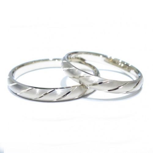 高崎工房のお客様の結婚指輪151128