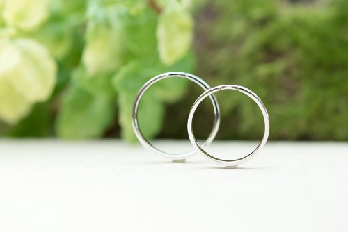 館林工房の結婚指輪|Rivage(リヴァージュ)Tarn(タルン)
