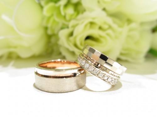 お客様の結婚指輪|IIMG_3593