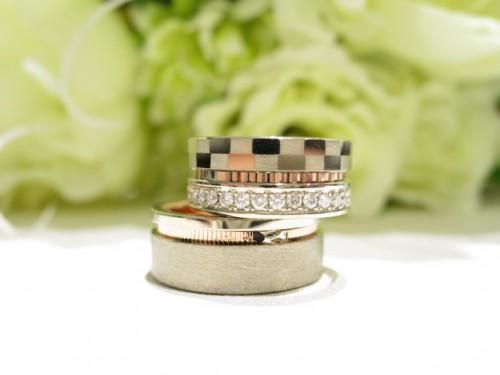 お客様の結婚指輪|IIMG_3594