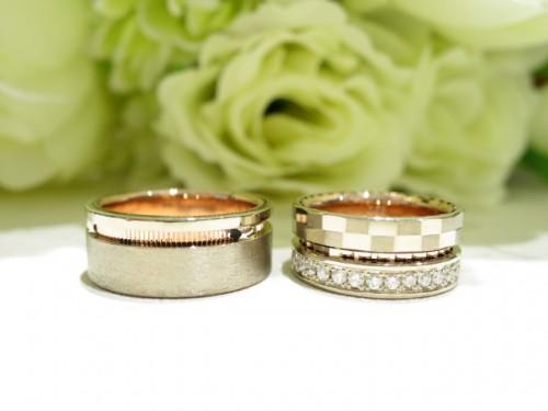 お客様の結婚指輪|IMG_3596