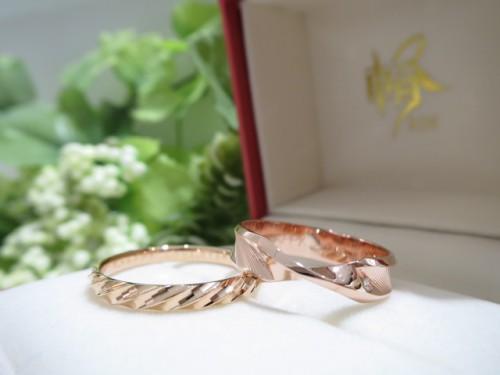 お客様の結婚指輪|IMG_5137