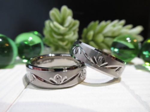 お客様の結婚指輪|IMG_7607