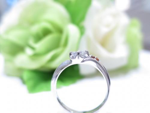 高崎工房の婚約指輪|IMG_7680