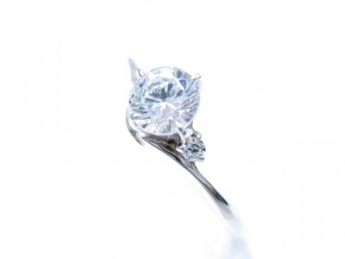 高崎工房の婚約指輪|IMG_7809