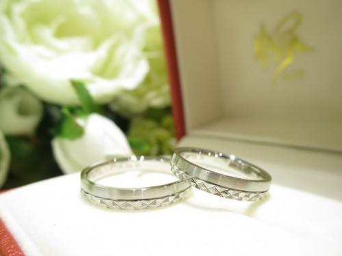 お客様の結婚指輪|IMG_7943