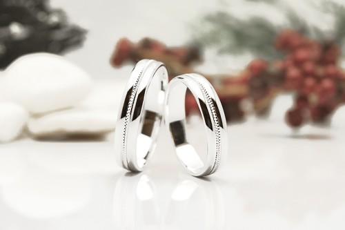館林の結婚指輪|Rivage・Loire