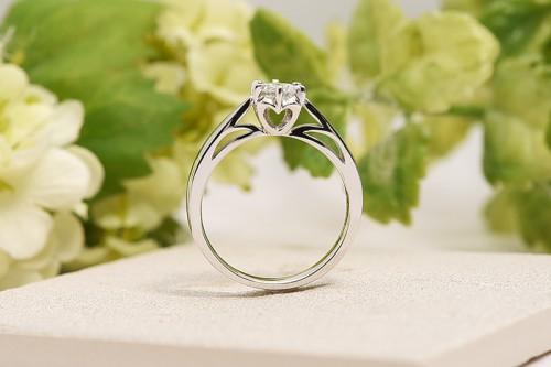 館林工房の婚約指輪WLD-42横