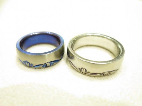 お客様の結婚指輪|IMG_6053