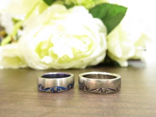 お客様の結婚指輪|IMG_6054
