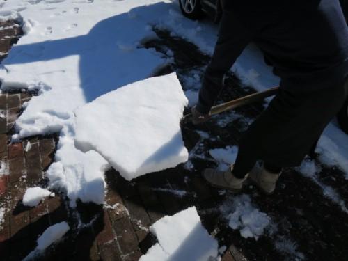 雪かき|IMG_6959