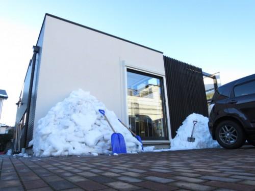 雪かき|IMG_7007