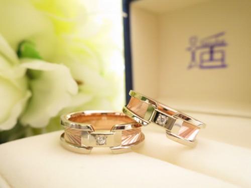 お客様の結婚指輪|IMG_7138