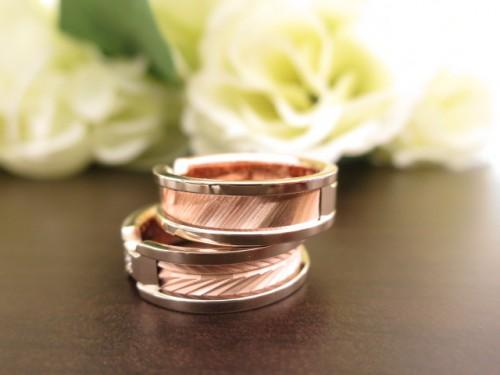 お客様の結婚指輪 IMG_7140