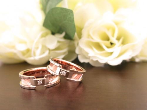 お客様の結婚指輪 IMG_7141