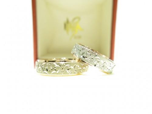 輪ファミリーの結婚指輪|IMG_7333