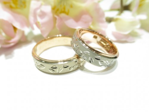 輪ファミリーの結婚指輪|IMG_7336