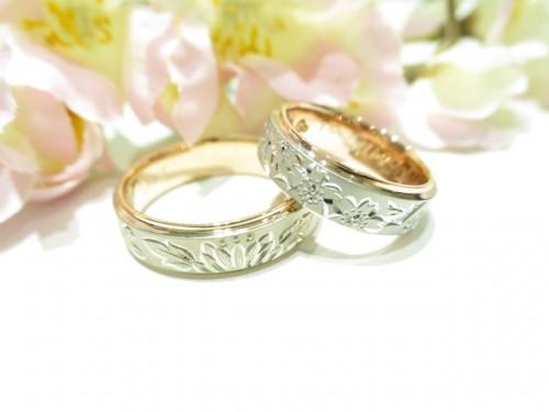 輪ファミリーの結婚指輪|IMG_7339