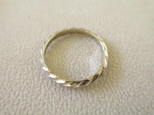 お客様の結婚指輪 修理品|IMG_7882