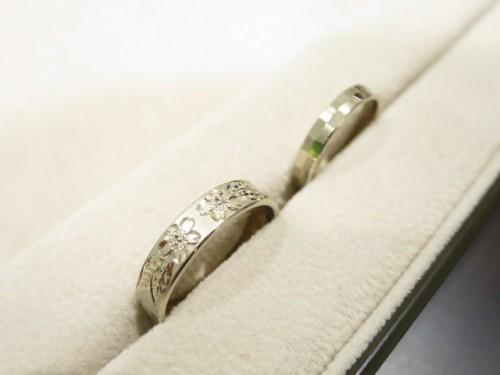 輪ファミリーのリング洗浄|IMG_8278