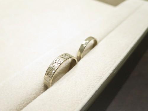 輪ファミリーのリング洗浄|IMG_8283