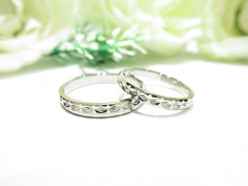 輪ファミリーの結婚指輪|IMG_8917