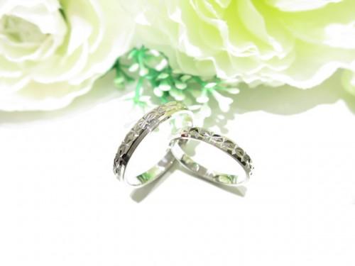 輪ファミリーの結婚指輪|IMG_8918