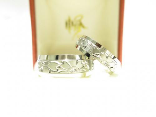 輪ファミリーの結婚指輪|IMG_9087