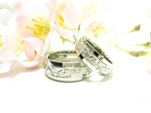 輪ファミリーの結婚指輪|IMG_9089
