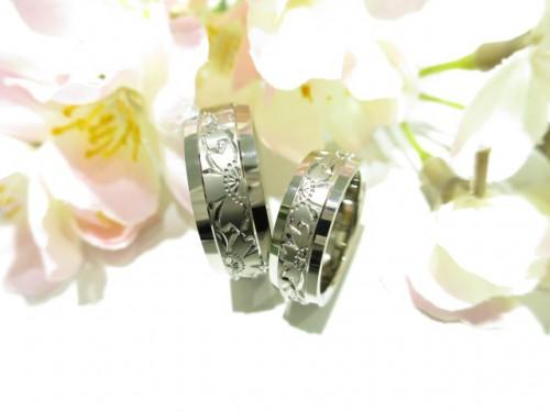 輪ファミリーの結婚指輪|IMG_9090
