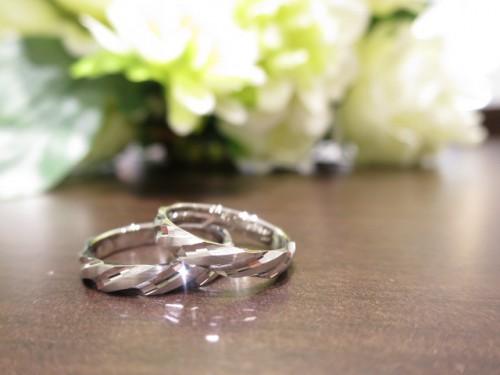お客様の結婚指輪|IMG_9316