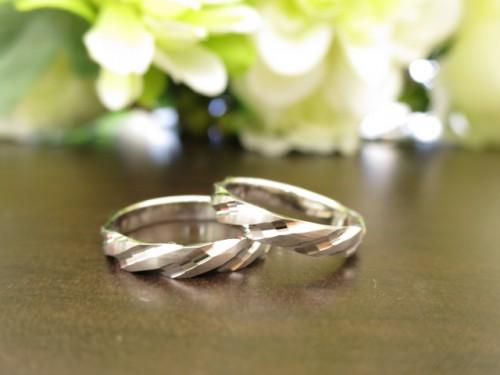 お客様の結婚指輪|IMG_9318