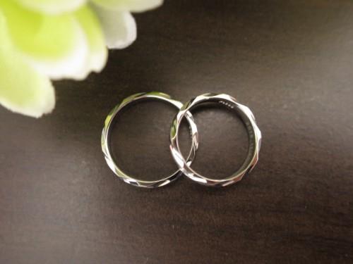 お客様の結婚指輪|IMG_9319