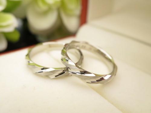 お客様の結婚指輪|IMG_9322