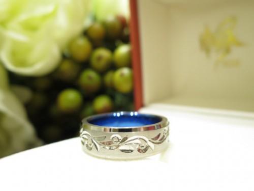お客様の結婚指輪|IMG_9586