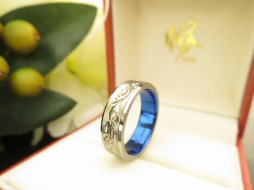 お客様の結婚指輪|IMG_9587
