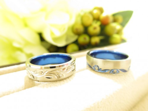 お客様の結婚指輪|IMG_9588