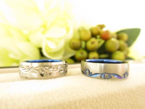 お客様の結婚指輪|IMG_9589