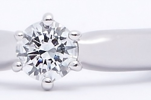 婚約指輪|6本爪