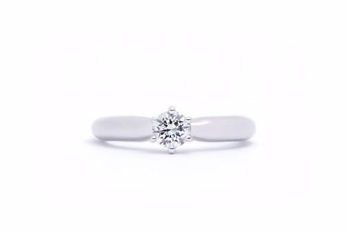 婚約指輪|WLD-16(正面)