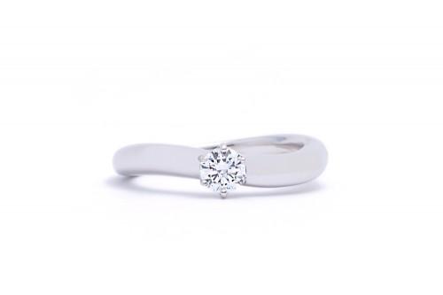 婚約指輪|WLD-18(正面)
